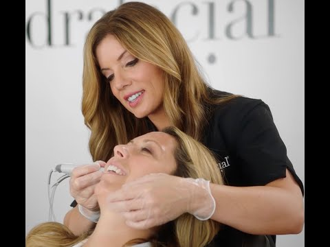 Face Life Face First with HydraFacial