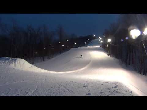 Ski Bromont #snowprk