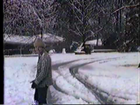 Snow 1987 - Mableton, GA