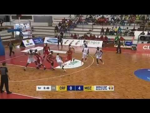 BASQUETEBOL Moçambique vence República Centro Africana por sete pontos, 59-52