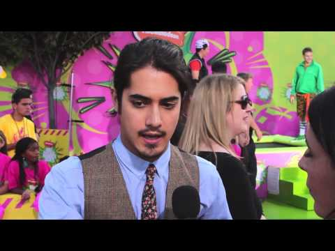 Avan Jogia Interview - 2013 Kids' Choice Awards