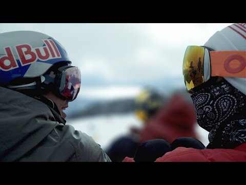 Building a Snowboarder's Dream, incl. RedBull's Uncorked