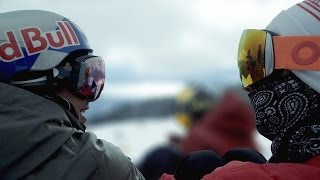 Building a Snowboarder's Dream (RedBull/CBC Sports)