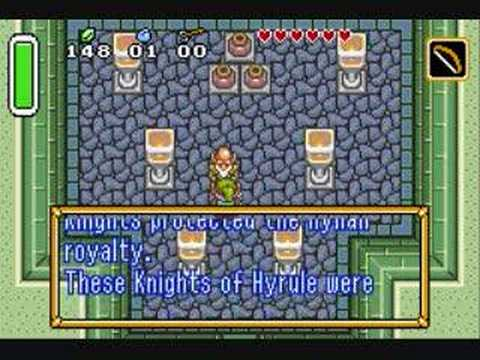 Loz A Link To The Past The Pegasus Boots Youtube