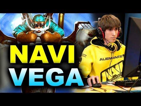 NAVI vs DENDI + VEGA - Elimination! - DreamLeague 10 MINOR DOTA 2