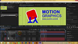 after effects cc 2017 tutorial motion graphics 04 anmation log and text