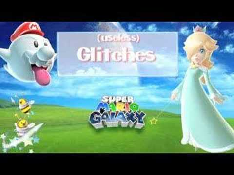 Super Mario Galaxy Secrets And Stuffs