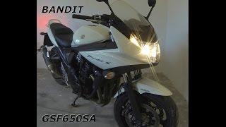 Обзор Suzuki Bandit GSF650SA