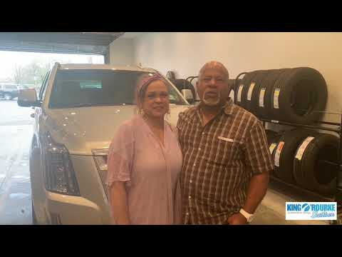 King ORourke Reviews: Testimonial by Oscar about a 2019 Cadillac Escalade