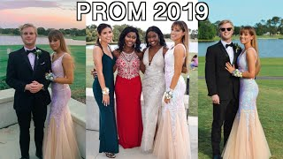 PROM 2019 VLOG/GRWM + after party