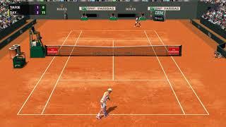 Full Ace Tennis Simulator - ATP 250 Munich - Quarter Final vs Frances Tiafoe - Career #62