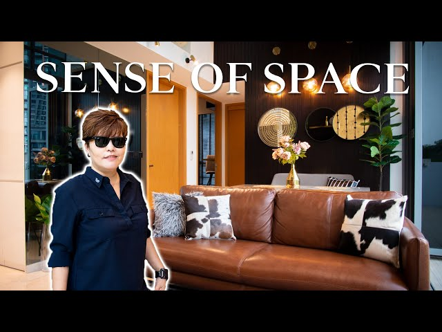 Truths about Singapore interior designers | Loft Tour | Sense of Space EP 3  - Wolf Woof