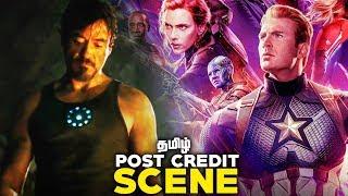 Avengers Endgame POST Credit Scene - Explained in Tamil  (தமிழ்)