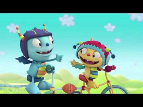 Henry Hugglemonster | Official Theme Song | Disney Junior