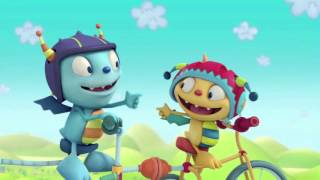 Henry Hugglemonster | Official Theme Song | Disney Junior