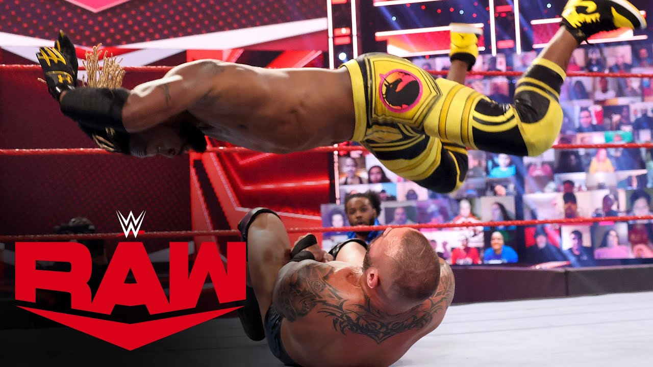 Kofi Kingston vs. Randy Orton: Raw, May 17, 2021