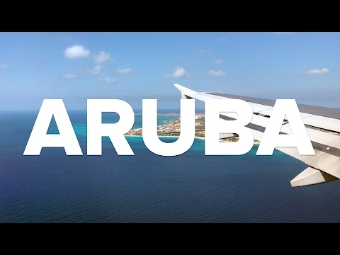 Our Visit To Aruba - Dream Vacation 2017