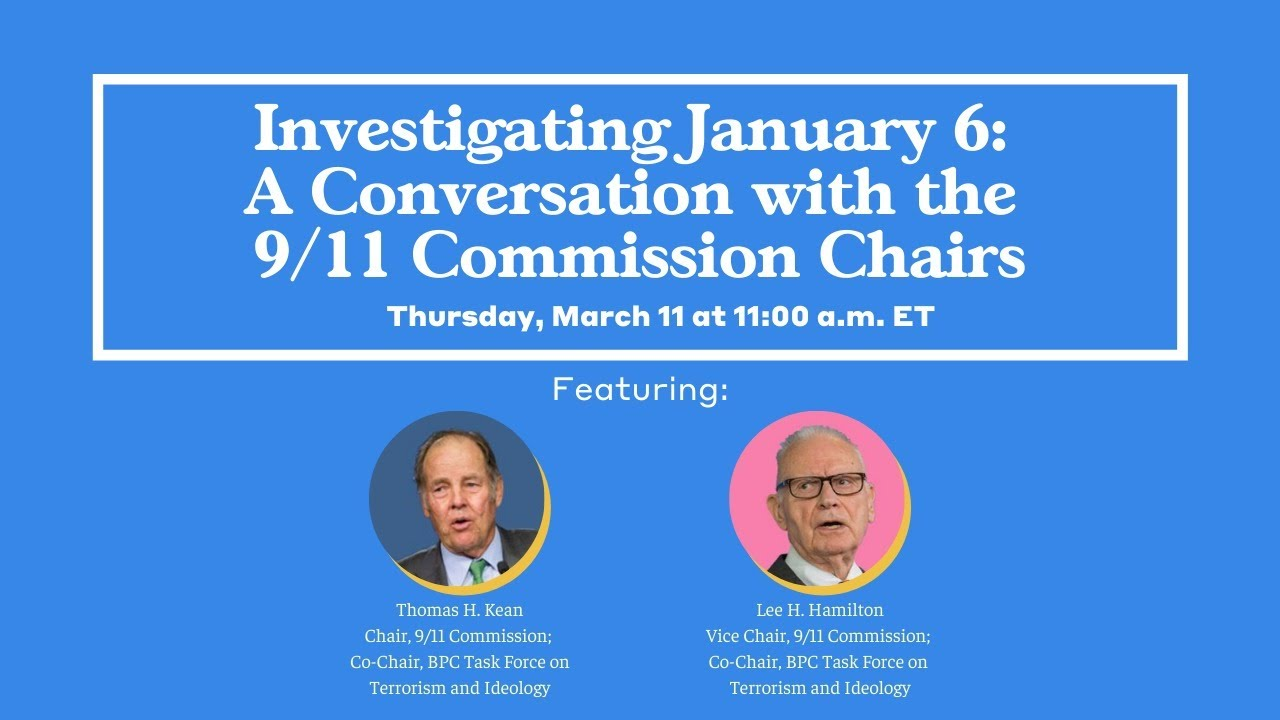 Download Investigating January 6: A Conversation with the 9/11 Commission Chairs