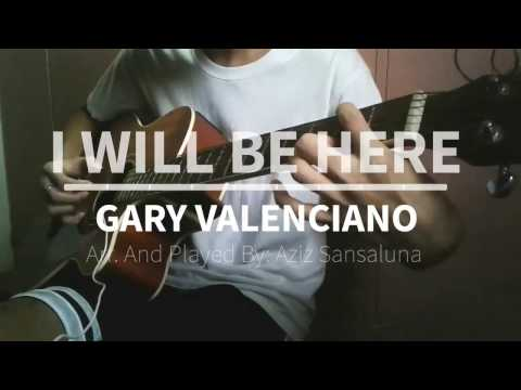 I Will be here | Gary Valenciano ( Fingerstyle Guitar Cover )
