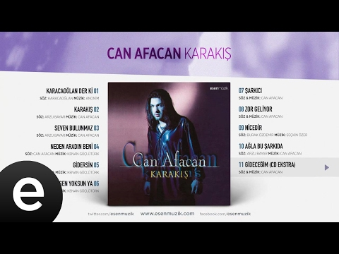Gideceğim (CD Ekstra) (Can Afacan) Official Audio #gideceğim #canafacan