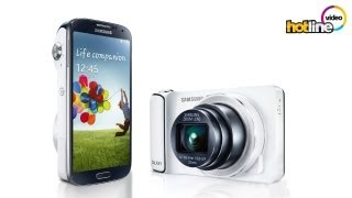 Обзор Samsung Galaxy S4 Zoom [камера]