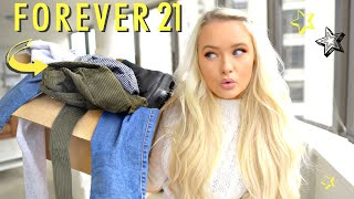 FOREVER21 FALL TRY-ON HAUL 2019!