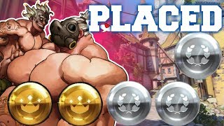 Grand Master Overwatch Placement Match: 5 Medals (46% Kill Participation)