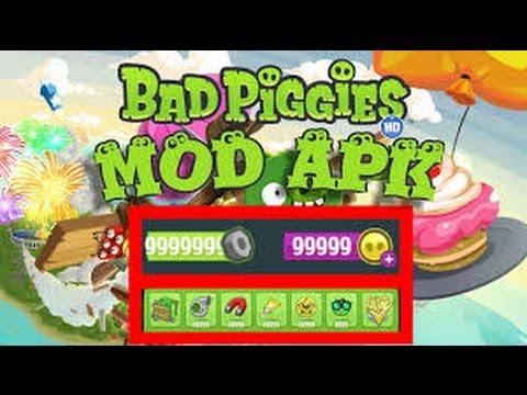 bad piggies hack apk download