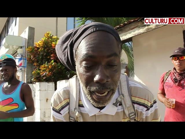 Reacties Surinamers op WK wedstrijd