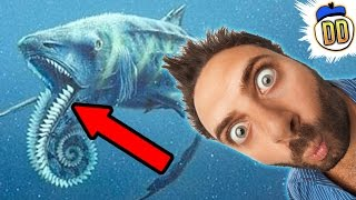 15 Unbelievable Prehistoric Creatures That Actually Existed