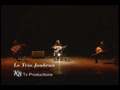 Le Trio Joubran (Sama-Sounounou)  www.kb-tv.com