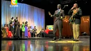 Tusker Project Fame 5 Finale - Joe, Jackson, Ruth & Camp Mulla perform