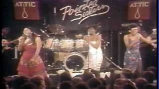 The Pointer Sisters - We