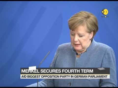 Angela Merkel averts crisis: Germany's SPD vote for coalition with Chancellor Merkel