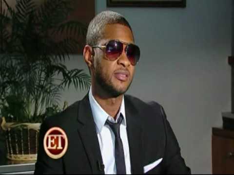Usher Interview