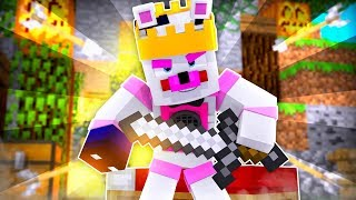 Funtime Freddy Solo Bed Wars Champion ?! | Minecraft FNAF Roleplay