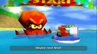 Diddy Kong Racing - Defeated Against Bosses