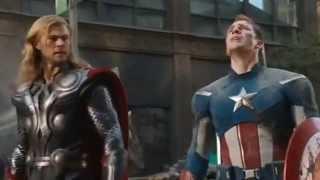 アベンジャーズ  アイアンマン カッコ良いシーン Avengers IRONMAN cool scene