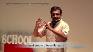 Download Piyush Manush at the Heritage School TEDx filmed by EducationWorld Films Mp3 and Videos
