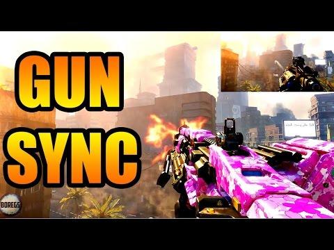 "[60FPS] COD BO3 ""GUN SYNC"""