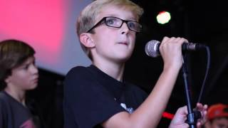 School of Rock St. Louis Summer 2015 Concert: ARENA ROCK: Peace Of Mind Resimi