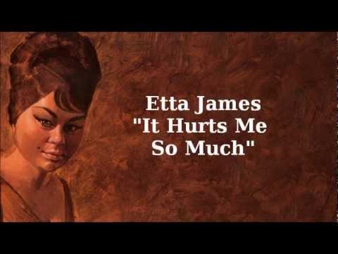 Клип Etta James - It Hurts Me So Much