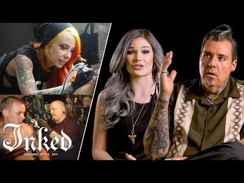 Who's Your Favorite Tattoo Artist? | Tattoo Artists Answer