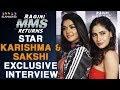 Ragini MMS Returns star Karishma Sharma  and Sakshi Pradhan Exclusive Interview | Klapboard