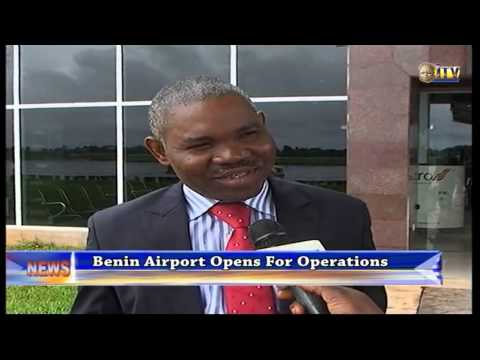 Benin Airport opens for operations