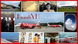 Video AirAsia Flight Review : AK6354 Kuching to Kota Kinabalu by KonstiYH download MP3, 3GP, MP4, WEBM, AVI, FLV Juni 2018