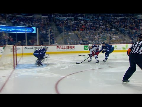 10/17/17 Condensed Game: Blue Jackets @ Jets