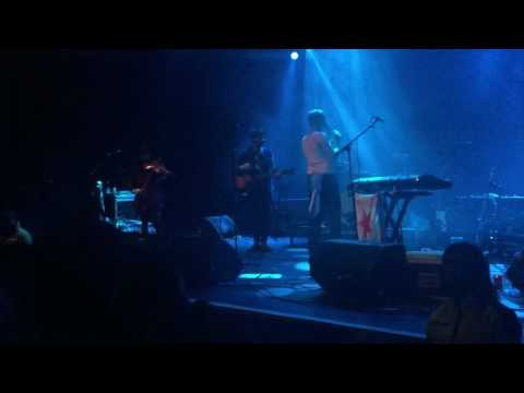 "Peter Doherty "" I am the rain "" Live in London o2 forum Ketish town 6.12.2016"