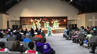 Stacy J & Unified Praise Dance Company - Your Great Name