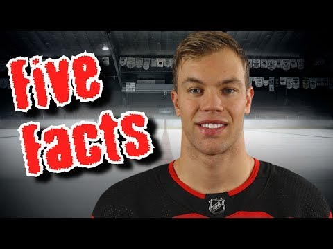 Taylor Hall/5 Facts You Never Knew